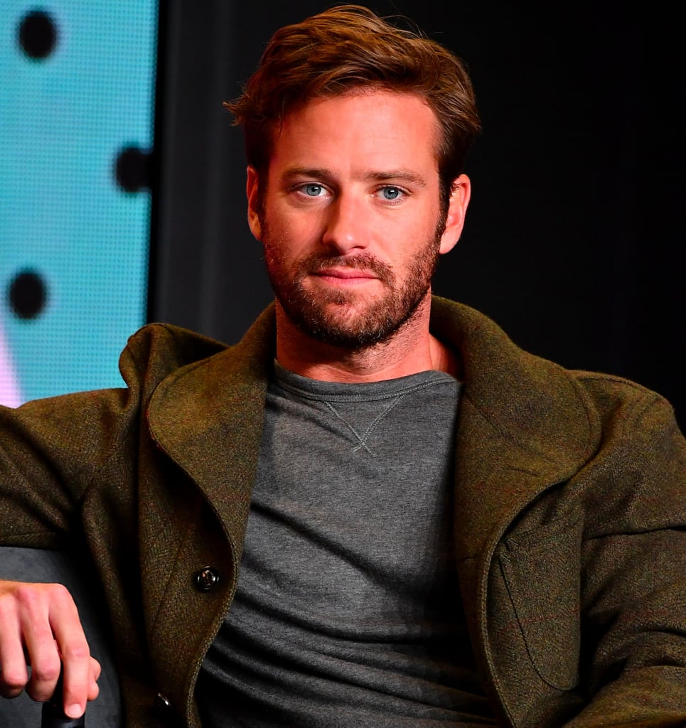 12 Things Armie Hammer's Voice Sounds Like, According to These Thirsty People on Twitter