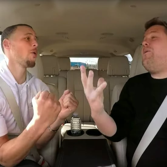 Stephen Curry Carpool Karaoke Video