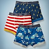 3 Pack Harry Potter Boxers