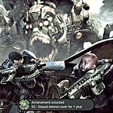 He Fought With the Delta Squad in Gears of Wars