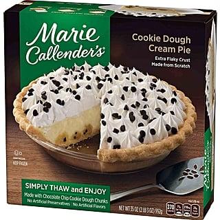 Marie Callender Cookie Dough Cream Pies