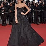 Petra Nemcova at the Two Days, One Night Premiere