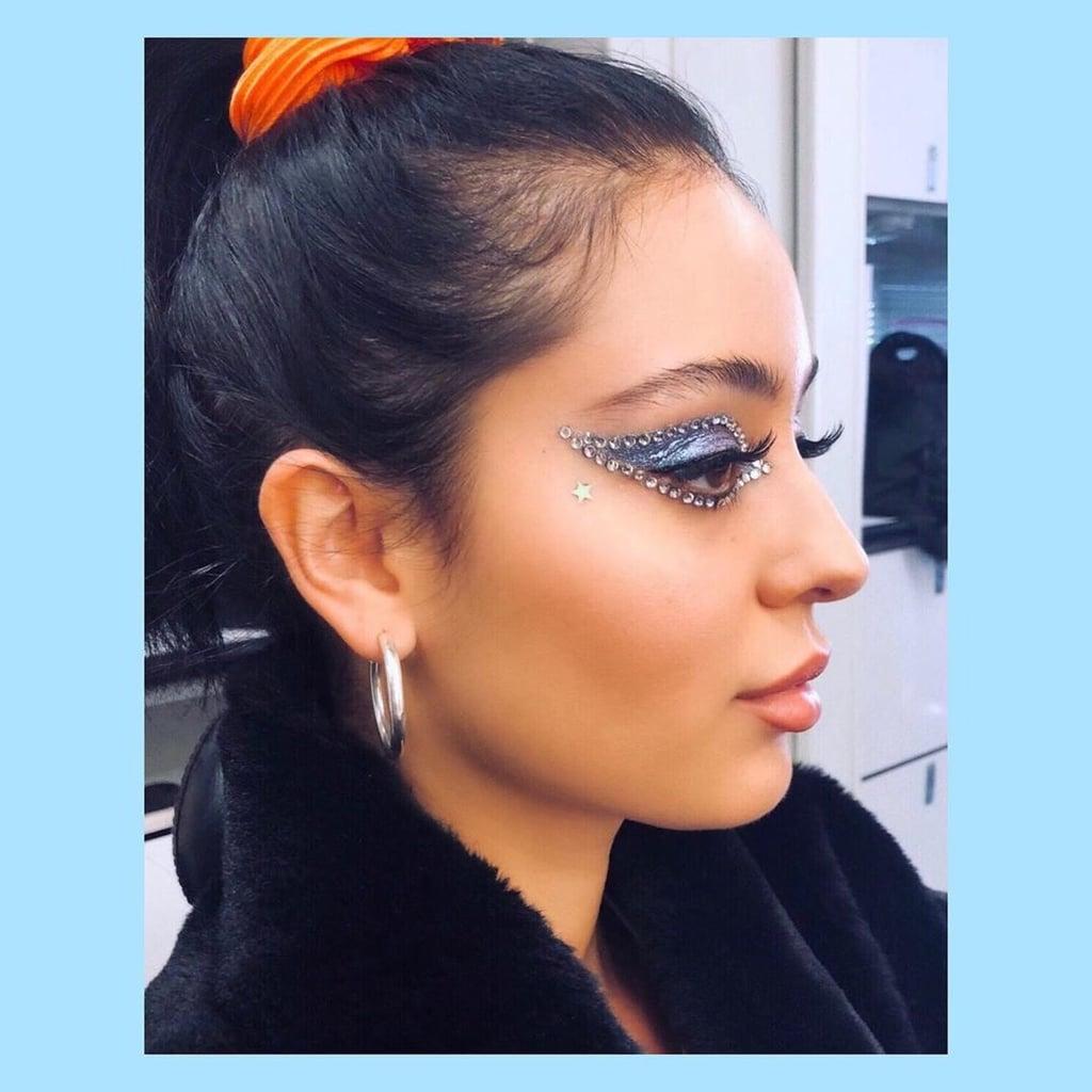 Alexa Demie's Makeup Test
