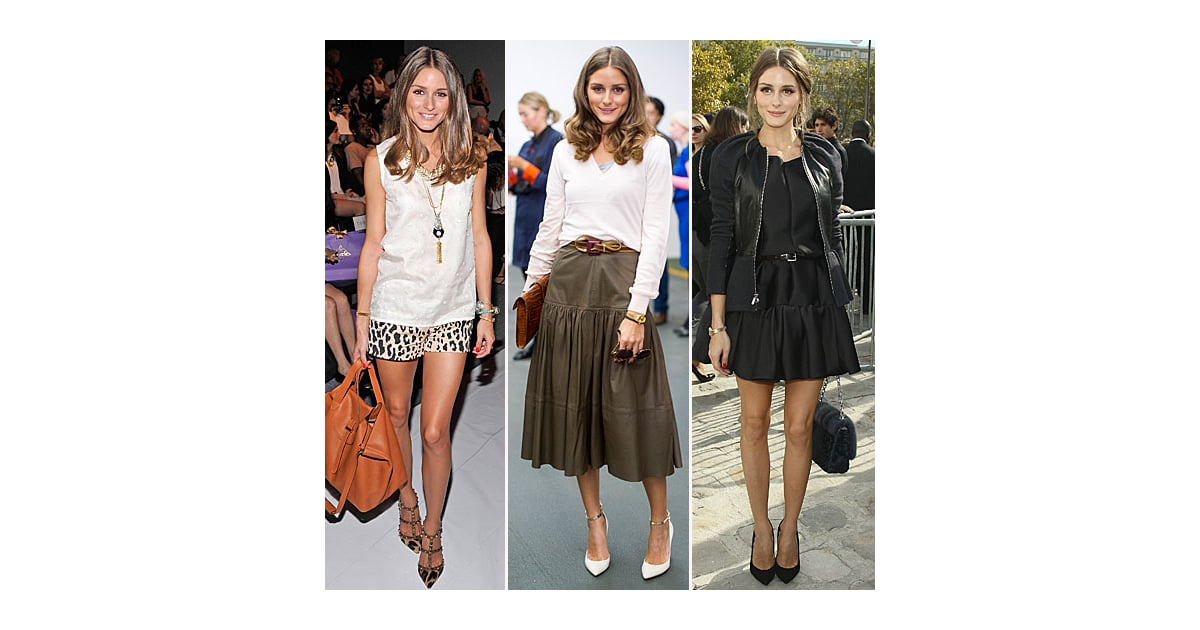 Olivia Palermo 39 S Fashion Week Style Spring 2013