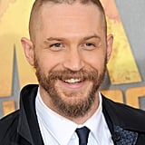 Tom Hardy Smiling Pictures