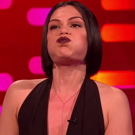 Jessie J Singing With Her Mouth Closed on Graham Norton Show