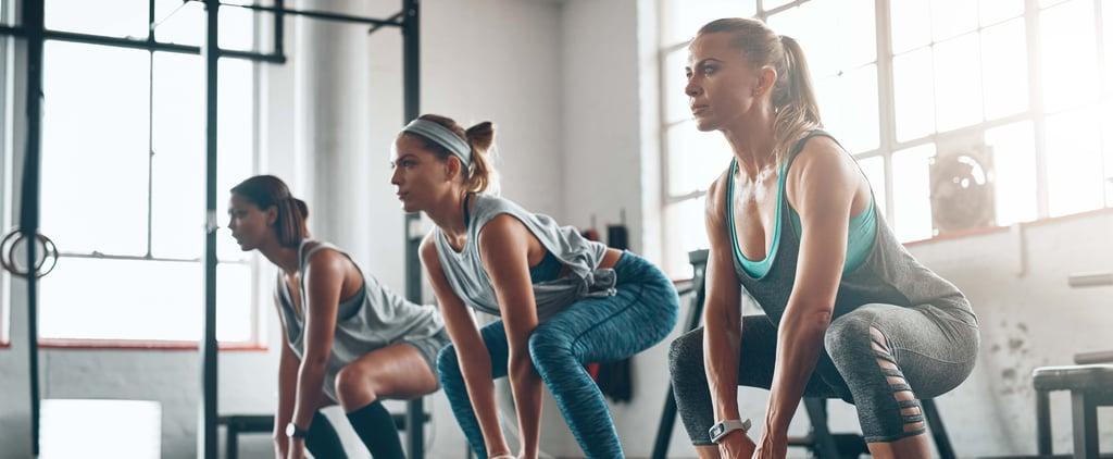 Full-Body Circuit Workout