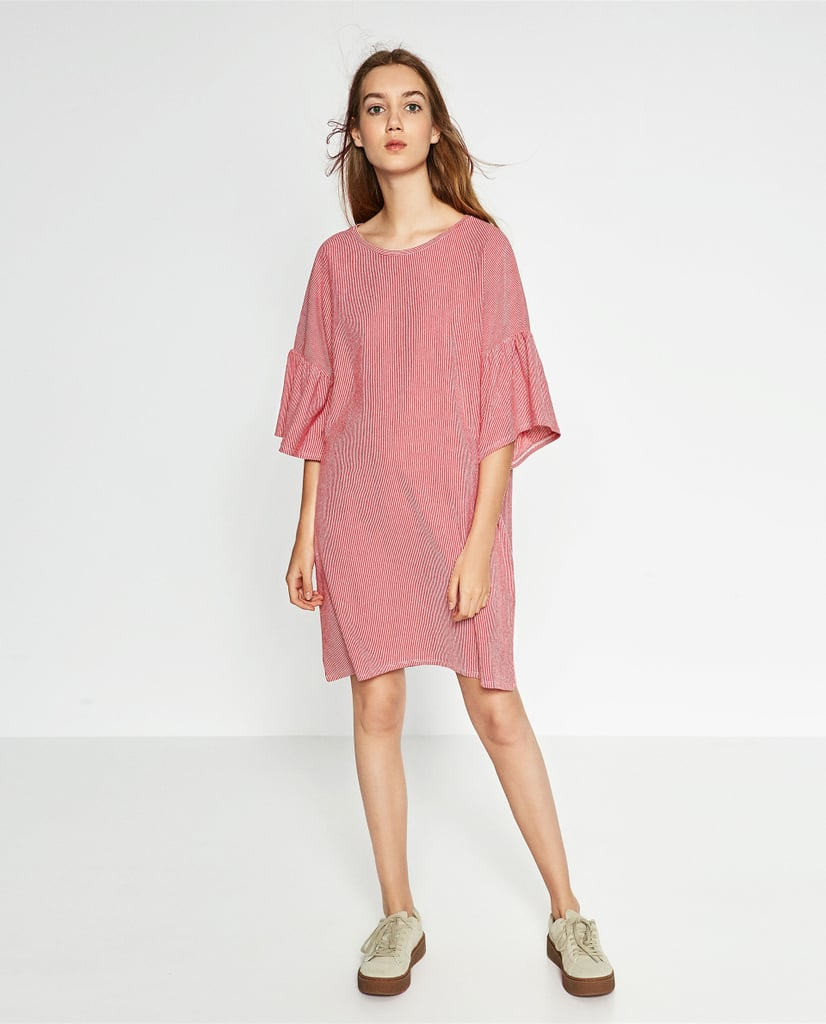 239a648a Zara Pink Blouse Dress - Catalyst PSM