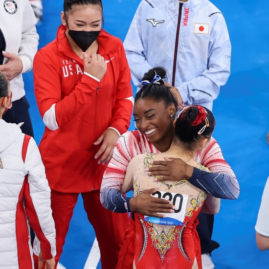Simone Biles: Tokyo Support Shows Another Side of Gymnastics