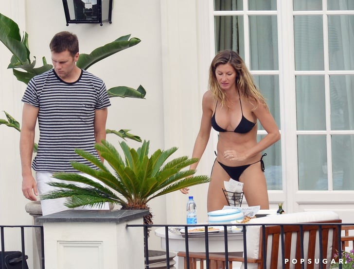 Gisele Bundchen and Tom Brady in Italy Pictures 2016 ...