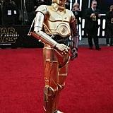 Pictured: C-3PO