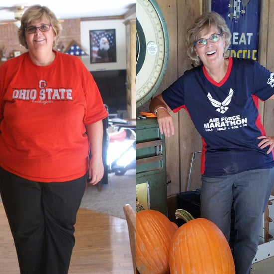 Before and After Weight Loss: Susan Zartman