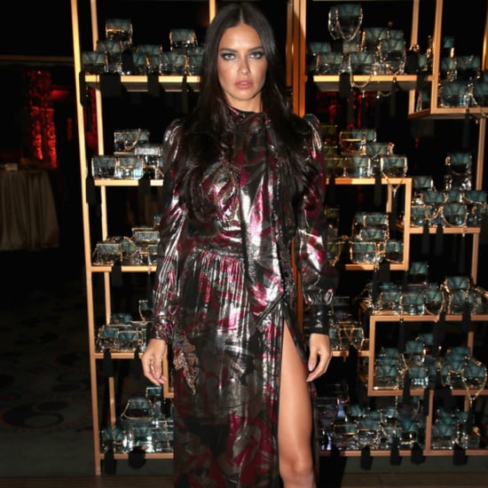 Adriana Lima's Marc Jacobs Dress July 2016