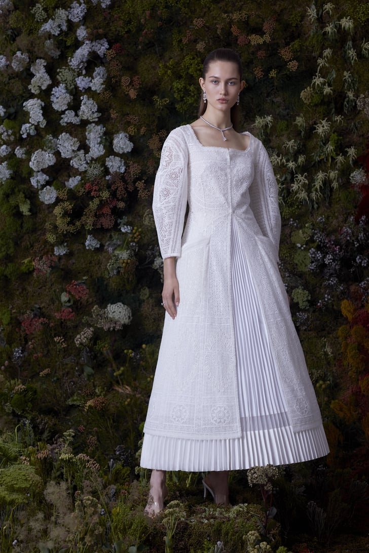 Bridal Trend Fall 2020: Pleated Dresses | New Wedding ...