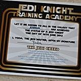 Training Certificate