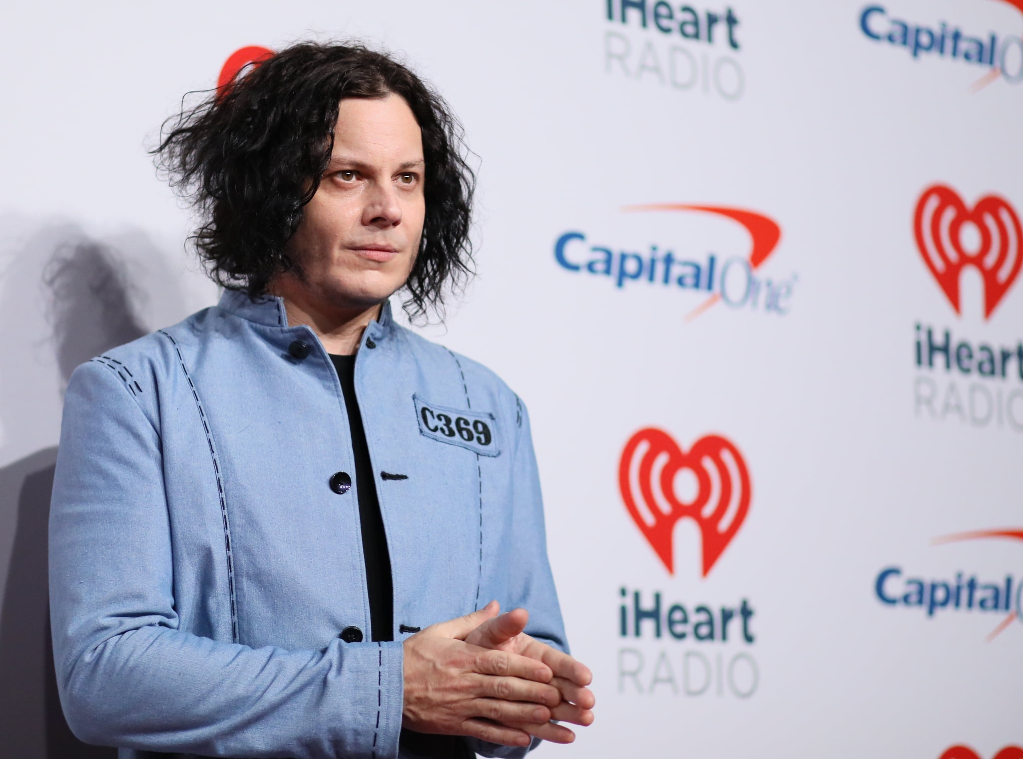 LAS VEGAS, CA - SEPTEMBER 21: Jack White attends the 2018 iHeartRadio Music Festival at T-Mobile Arena on September 21, 2018 in Las Vegas, Nevada. (Photo by JB Lacroix/WireImage)
