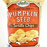 Sea Salted Pumpkin Seed Tortilla Chips