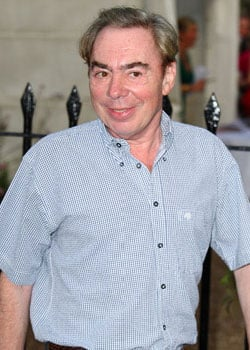 Photos of Andrew Lloyd Webber Who Has Been Given All Clear After Prostate Cancer Treatment Launch Dorothy Wizard of Oz Search