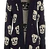 Thever Women Ladies Halloween Skull Print