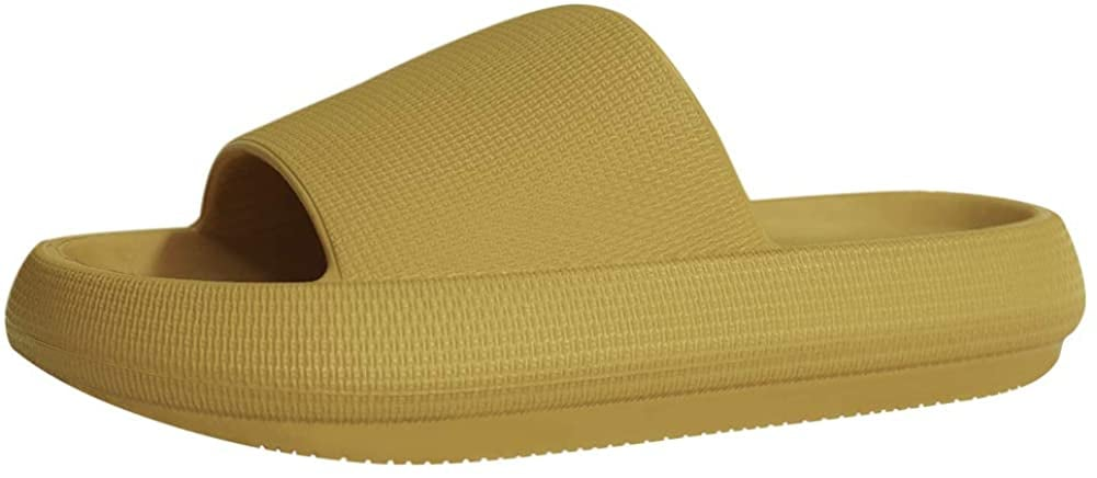 Pillow Slides in Olive Green