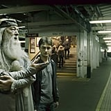 Dumbledore was a little darker than we all imagined.
