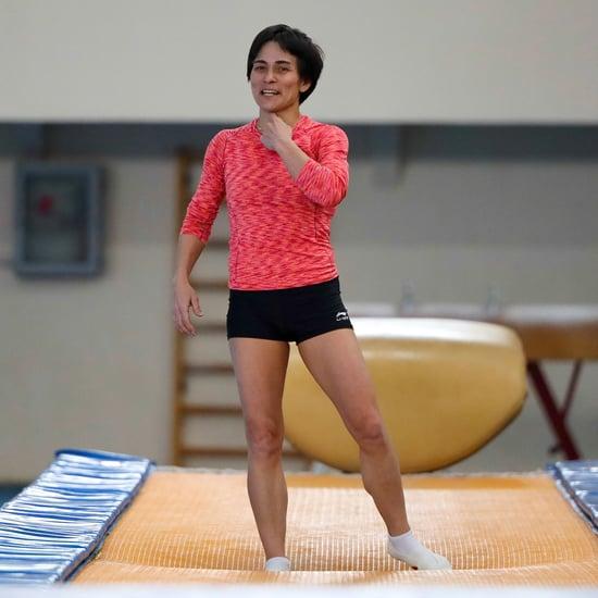 Oksana Chusovitina, 46, Is the Oldest Olympic Gymnast