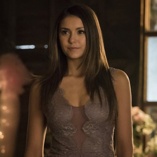 Nina Dobrev Instagram Goodbye to The Vampire Diaries 2017