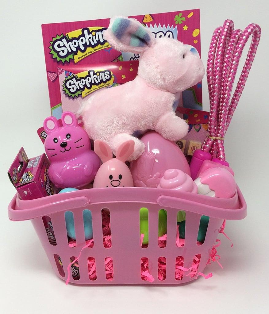 Premade shopkins easter basket best easter baskets on amazon premade shopkins easter basket negle Image collections