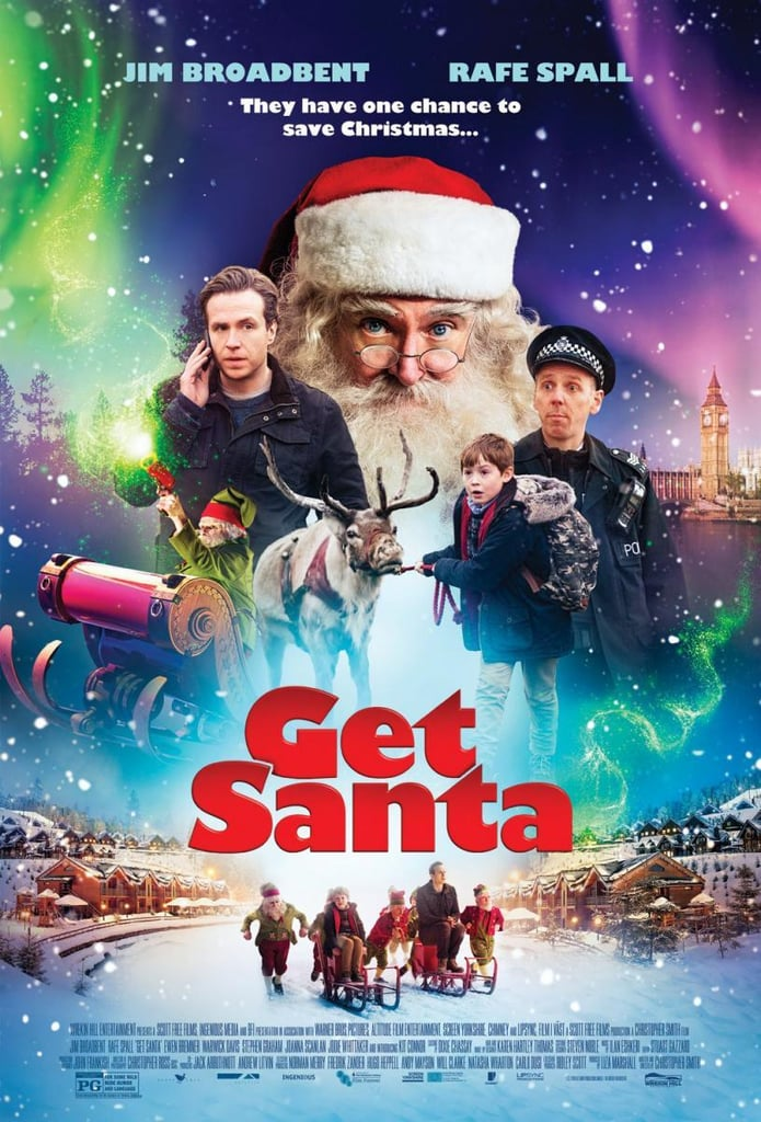 Christmas Movies on Netflix 2018 | POPSUGAR Entertainment