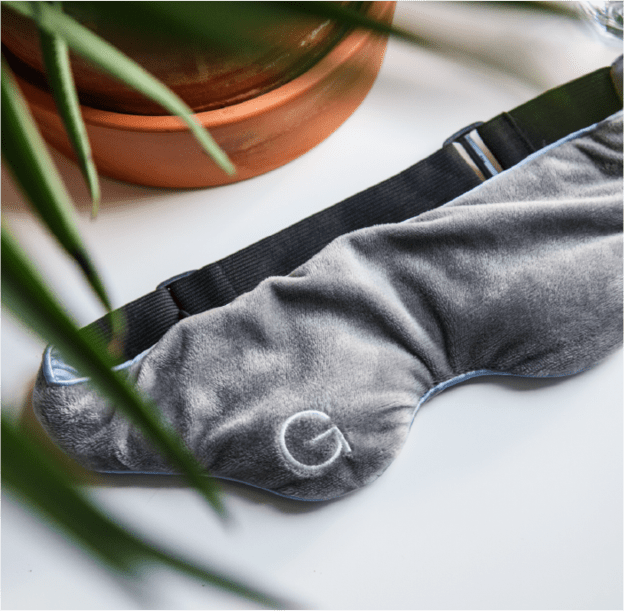 Gravity Blankets Weighted Sleep Mask
