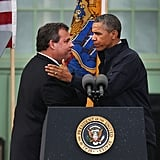 """President Obama: """"The Jersey Shore Is Back"""""""