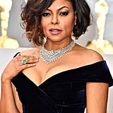 Taraji P. Henson at the Oscars 2017