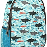 Petit Collage Shark Backpack