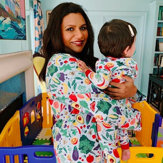 Mindy Kaling Shares a Photo of Her Daughter