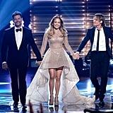 She Filmed the Last Season of American Idol...