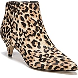 Sam Edelman Kinzey Genuine Calf Hair Pointy Toe Bootie