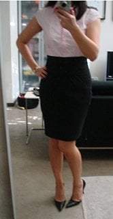 Look of the Day: Workin' It!
