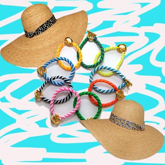 Brette Sandler's Charitable Sun Hats