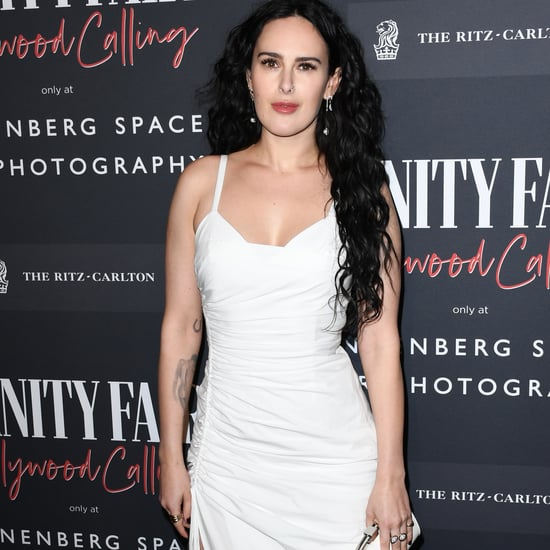 Rumer Willis Debuted a New Red Hair Color