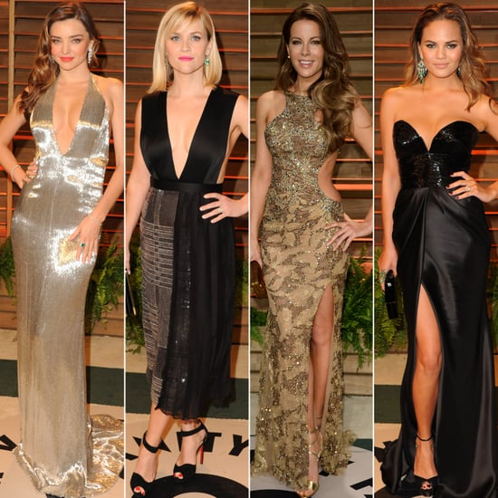 Sexiest After-Party Dresses at Oscars 2014