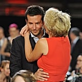 At the Critics' Choice Awards, She Hit on Bradley Cooper . . .