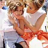 27 Photos of Jennifer Lopez's Son That Show He Has Just as Much Swag as His Mom