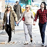 Sienna Miller Feels the Love During a Family Day With Her Mom and Tom