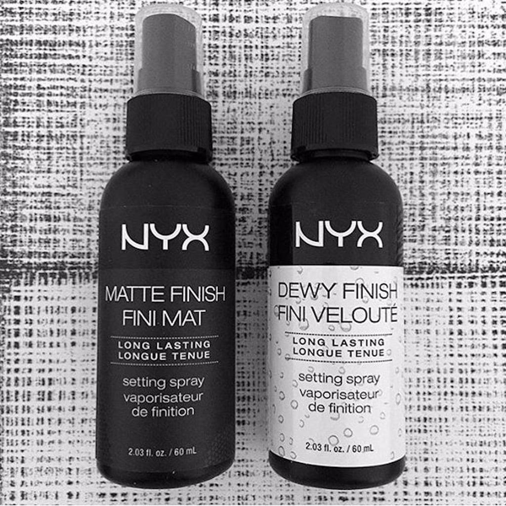 NYX Setting Spray Review