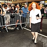 She Maintains That a Uniform Is Key When It Comes to Street Style