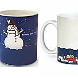 Always Fits Color-Changing Snowman Mug ($15)