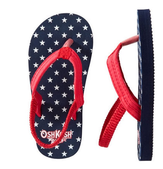 Wear These: OshKosh Flip-Flops