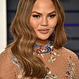 Chrissy Teigen: Before