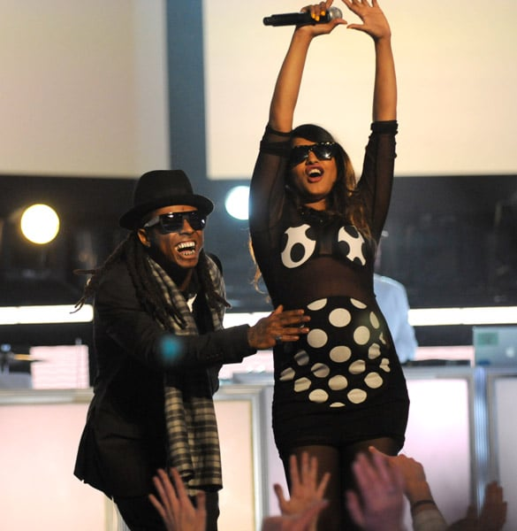 M.I.A. Rocks Grammys on Her Due Date!