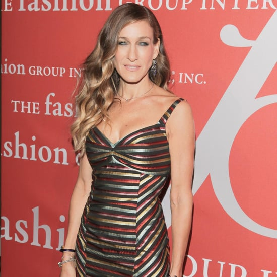 SJP Collaborates with Manolo Blahnik
